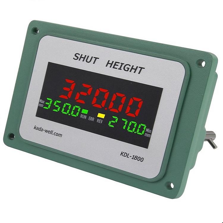 KDL-1801模高指示器
